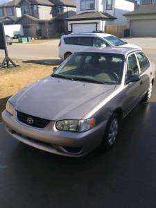 2002 Corolla