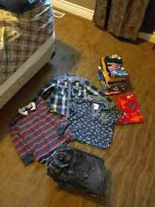 Lot 4T boys clothes