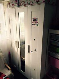 IKEA Wardrobe with 3 doors, excellent condition!