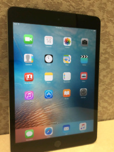 IPAD MINI NEWER MODEL GREAT SHAPE WITH CHARGER