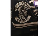 Sons of Anarchy converse