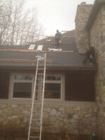 Roofing- supply & install