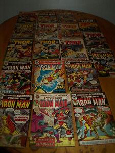Bd Marvel Édition Héritage THOR 1973