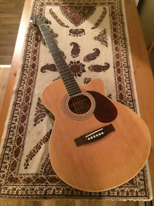 Stagg Acoustic Guitar (Handmade)