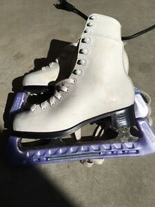 Figure skates 2y and 9 adult