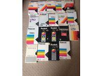 BETAMAX Tape Cassettes
