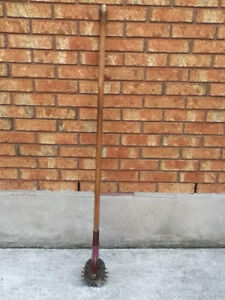 Manual Lawn Curb Edger Rotary Trimmer $30 Kitchener / Waterloo Kitchener Area image 2