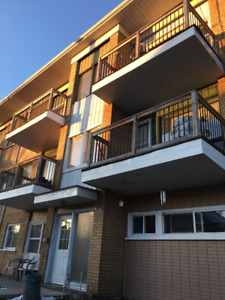 2 Bedroom apartment in downtown North Bay