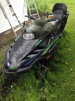 2001 Arctic Cat 550. REVERSE AND FROMT&BACK heated grips