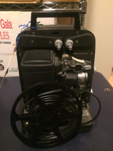 Movie projector 8mm films