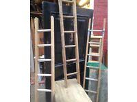 Vintage wooden Ladders for sale