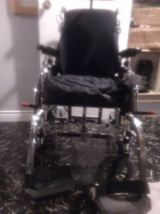 custom wheelchair