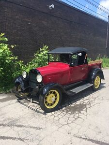 1928 Roadster Pick-up