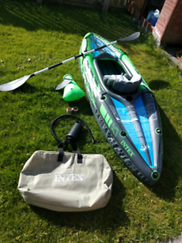 One man inflatable kayak for sale