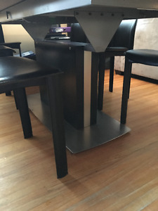 Stylish/Functional/Contemporary dining set