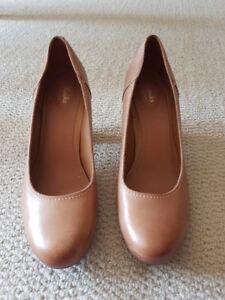 Brand New Clarks Heels