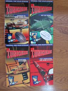 Thunderbirds videos