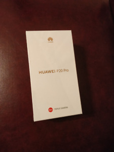 Selling Huawei P20 Pro 128GB Twilight BNIB SEALED UNLOCKED