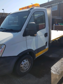 IVECO DAILY 35S11 2.3d 2011 - 3.5ton Semi-Automatic Flat Bed/Drop Side