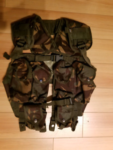 Tactical vest paintball airsoft