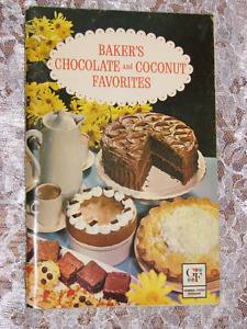 Bakers Chocolate and Coconut Favorites