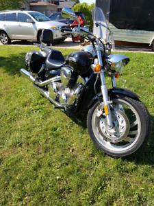 2005 VTX 1300 R