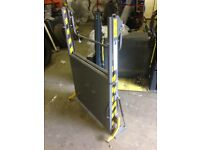 Wheel chair ramp VW Transporter Traffic Vivaro Hiace Transit