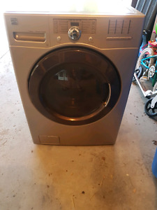 Kenmore front load