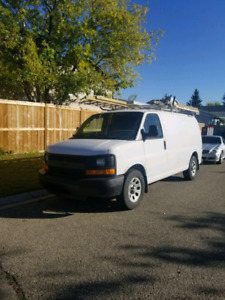 2012 Chevrolet express 1500 awd