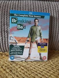Breaking bad complete first season