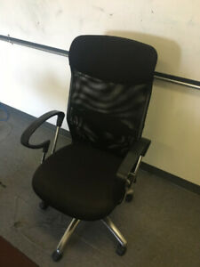 OFFICE CHAIRS with MESH Backs FOR SALE - $50