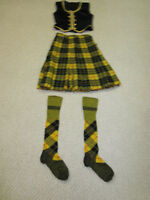 Dance Costumes for Highland Dancing