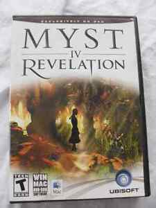 Myst IV: Revelation (DVD-ROM) - PC/Mac Ubisoft DVD-ROM