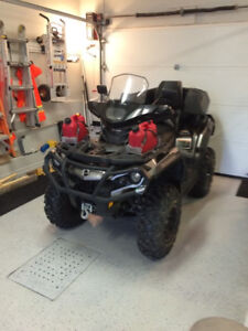 Canam outlander 1000 limited 2014