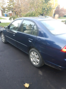 2002 Civic DX Automatic