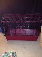 Per cage for gineau pigs, rabbits and other small animals