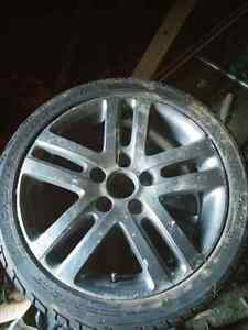 5x114 16 inch wheels with tires