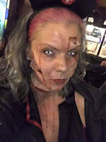 AMAZING Halloween Make-Up Services Offered!