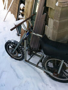 Mini bike project