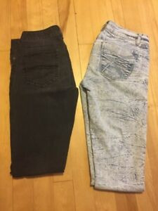3 Jeans (sizes 3/4) American Eagle