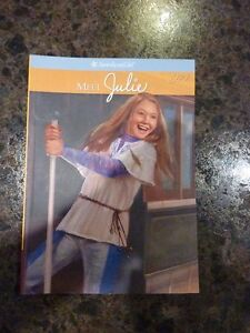 6 American Girl Books