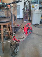 MOTOR SCOOTER SELL OR TRADE