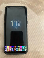 Mint Samsung S8 Like new 64 GB with case and 32gb Memory card