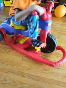 LEARN TO PEDAL TIKES CONVERTABLE TO ROCKER Kitchener / Waterloo Kitchener Area image 6