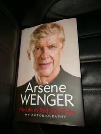 Arsene Wenger book