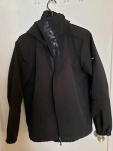 Used Bench Black Weather Resistant Jacket - Medium size