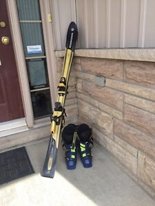 Rossignol Power Pulsion 9S skis and boots. Make an offer.