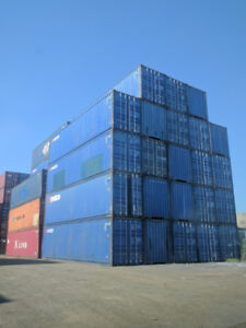 20' 40' 48' 53' Storage Containers for Sale