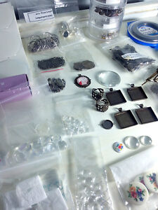 Vintage Style Rings, Necklaces, Bobby Pins, Earrings Supplies Kitchener / Waterloo Kitchener Area image 3