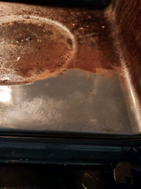 Deep oven cleaning from only £40